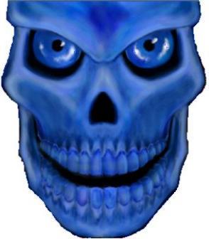 BlueSkull