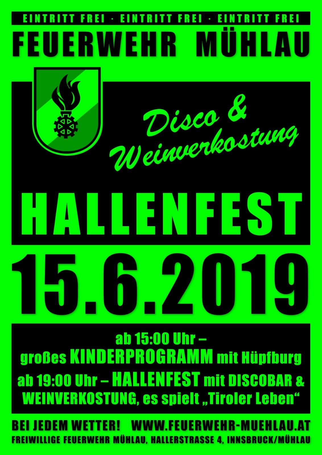 FFM Hallenfest 2019